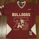 Alabama A&M University Football Jersey short sleeve football jersey HBCU COLLEGE