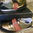 Creative Recreation sneakers Massino Gold Brown Black Creative Rec sneaker 10.5