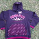 Fresno State University Hoodie Jacket Pullover Hoody Jacket FRESNO STATE TOP XL