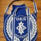 ORDER OF THE EASTERN STAR CANVAS HAND BAG PURSE TOTE GYM BAG SHOULDER BAG