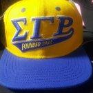 SIGMA GAMMA RHO SORORITY BASEBALL HAT CAP DIVINE 9 BASEBALL HAT SORORITY HAT #2