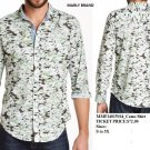 Camo long sleeve button up shirt Camoflauge relax fit long sleeve shirt S-3X