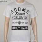 STACKS ON DECK MONEY GANG T-SHIRT SOLJA BOY SODMG Short sleeve t-shirt S-XL #1