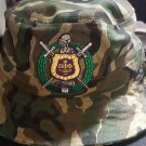 OMEGA PSI PHI CAMOUFLAGE BUCKET HAT BOONIE SAFARI HAT CAMOUFLAGE  BUCKET CAP