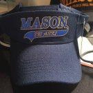 Freemason Masonic Mason Sun Visor Masonic Freemasonry Fraternity 2B1ASK1 Visor
