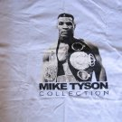 Mike Tyson White Short Sleeve T-shirt Mike Tyson Collection short sleeve tee 3X