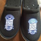 Phi Beta Sigma Fraternity Slip On Slippers Divine 9 Shower Slippers S/M 5US-8US
