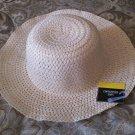 Off White Bucket Sun Hat Unisex Casual Sun Hat Off White Sun Fedora Hat S/M