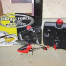 Combat Force Super Helicopter Mini RC ( selling as parts.....item works)