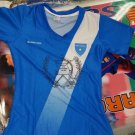 Guatemala Soccer Jersey Womens Short sleeve Soccer Jersey Sexy Jersey S-2X #3