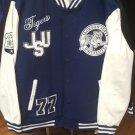 Jackson State University Varsity Jacket HBCU Wool Letterman Jacket