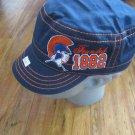 Virgina State University Cap Hat Cadet Captains Hat HBCU Cap SWAC