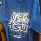 Tennessee State University short sleeve T shirt HBCU College T-Shirts SWAC
