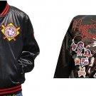 Negro League Baseball Satin Commemorative Jacket NLBM MLB ALB BASEBALL COAT