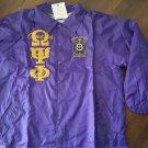 Omega Psi Phi Fraternity Line Jacket Puple Omega Psi Phi Line Jacket M-5X