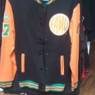 Florida A&M University Fleece Jacket HBCU College Varsity Letterman Jacket