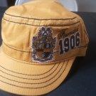 ALPHA PHI ALPHA FRATERNITY CADET HAT ALPHA PHI ALPHA CAPTAINS CAP 1906 GOLD