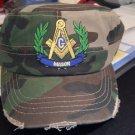Masonic Baseball cap Freemason Masonic Mason 3 Degrees of Light Baseball Cap #1