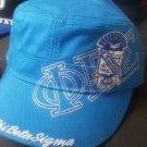 PHI BETA SIGMA FRATERNITY  HAT CAP GOMAB CAPTAINS CADET HAT CAP #3