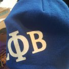 ZETA PHI BETA SORORITY BEANIE CAP Z-PHI-B  BEANIE SKULL CAP 1920 BEANIE #1920