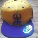 OMEGA PSI PHI FRATERNITY BASEBALL HAT CAP Q-DOG OMEGA GOLD BASEBALL HAT CAP #9