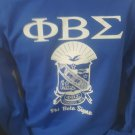 PHI BETA SIGMA FRATERNITY LONG SLEEVE T-SHIRT PHI BETA SIGMA FRATERNITY 1914 tee