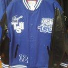 Tennessee State University Varsity Jacket HBCU Wool Letterman Jacket