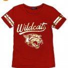 Bethune Cookman University short sleeve top Womens HBCU College top blouse