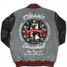 Negro League Baseball Commemorative Jacket  NLBM Wool Letterman Jacket
