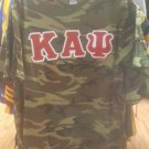 Kappa Alpha Psi Fraternity T-SHIRT Red Phi Nu Phi Short Sleeve Nupe T-shirt 1911