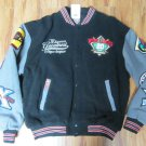 Negro League Baseball Commemorative Jacket  NLBM Wool Letterman Jacket  2XL