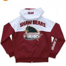 SHAW UNIVERSITY PULLOVER WINDBREAKER HBCU COLLEGE