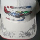 TUSKEGEE AIRMAN  BASEBALL CAP TUSKEGEE AIRMEN RED TAIL HAT USA AIR FORCE #01