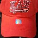 KAPPA ALPHA PSI Fraternity Hat PHI NU PI NUPE DAD HAT 1911 NUPE HAT CAP