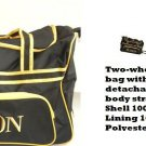 Masonic Fraternity Luggage bag with Wheels Handle extension Duffle Bag