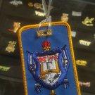 """Sigma Gamma Rho  """"Crest"""" Luggage Tag  LUGGAGE BAG TAG 1922 LUGGAGE TAG"""