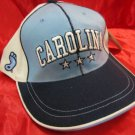 North Carolina Tar Heels fitted Baseball Cap Hat M-XL DUAL FIT FITTED CAP