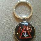 DELTA SIGMA THETA Sorority  Key Chain Divine 9 Key chain Crossing Gifts 1911