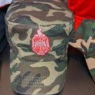 Delta Sigma Theta Sorority Camouflage Hat Delta Sigma Theta Camo Cadet Hat