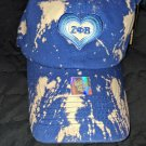 ZETA PHI BETA SORORITY HAT ROYAL BLUE Z PHI B DAD HAT 1920 Z-KITTY #2