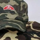 Delta Sigma Theta Sorority Camouflage Hat Delta Sigma Theta Mids Cadet Hat