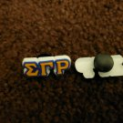 SIGMA GAMMA RHO SORORITY Shoe Charms For PVC SHOE CLOG Accessories 1922 POODLE