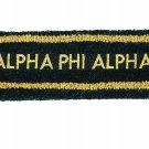 Alpha Phi Alpha Fraternity Head band  Gym Stretch Head band