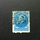 Canada Stamp -47 - Used - .50 cent Widow weeds