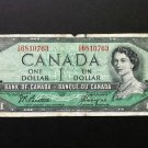 Canada Banknote - BC-37a - $1.00 - 1954 modified issue