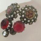 Zoe Coste Made In France Rhinestone Earrings
