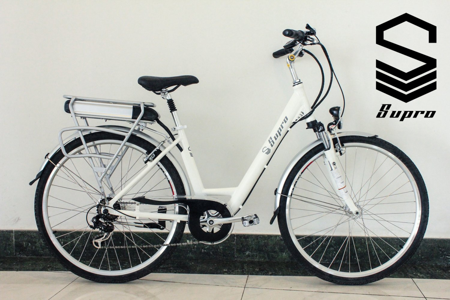 Supro Electric Bicycle Electric Bike - Freedom - Quality, Stylish, Eco Friendly!