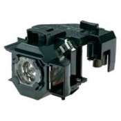 NEW ELPLP33 V13H010L33 REPLACEMENT LAMP AND HOUSING FOR EPSON PROJECTORS