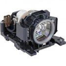 REPLACEMENT LAMP & HOUSING FOR HITACHI DT00661 HD-PJ52 PJ-TX100 PJ-TX100W PROJECTOR