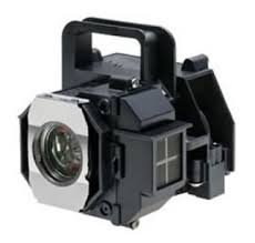 REPLACEMENT LAMP & HOUSING FOR ASK ELPLP09 V13H010L09 A10+ A8+ A9+ PROJECTOR